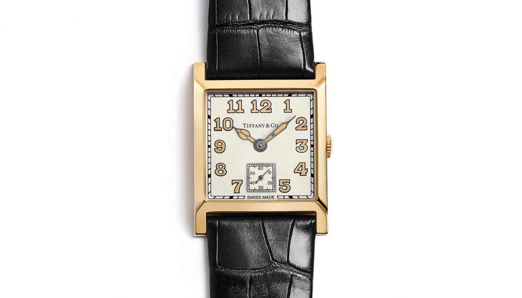 Tiffany Square Watch, Tiffany & Co