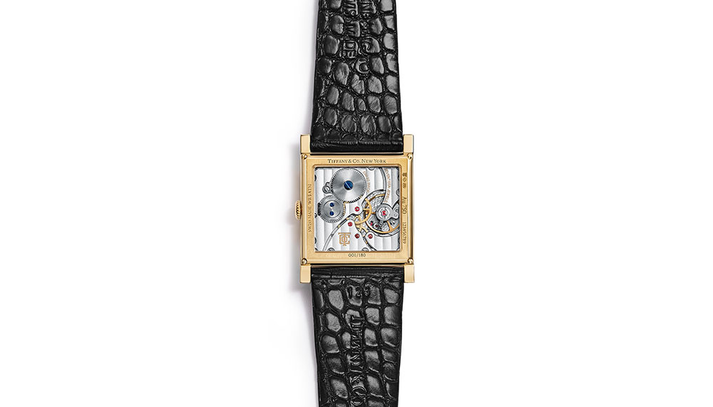 Tiffany Square Watch, Tiffany & Co