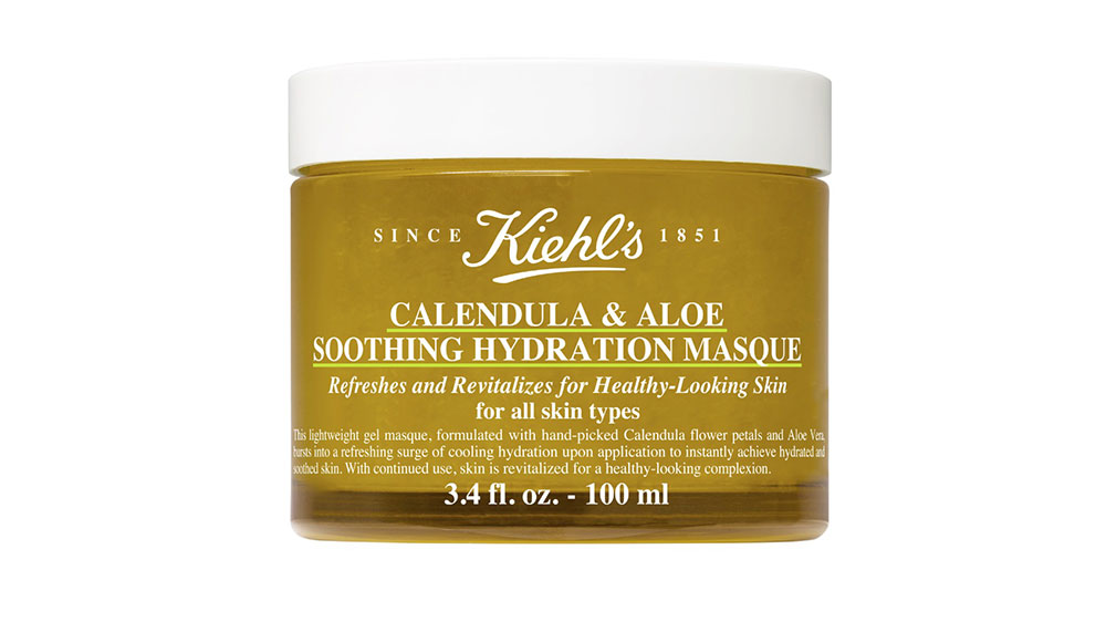 Kiehls Calendula & Aloe Soothing Hydration Masque