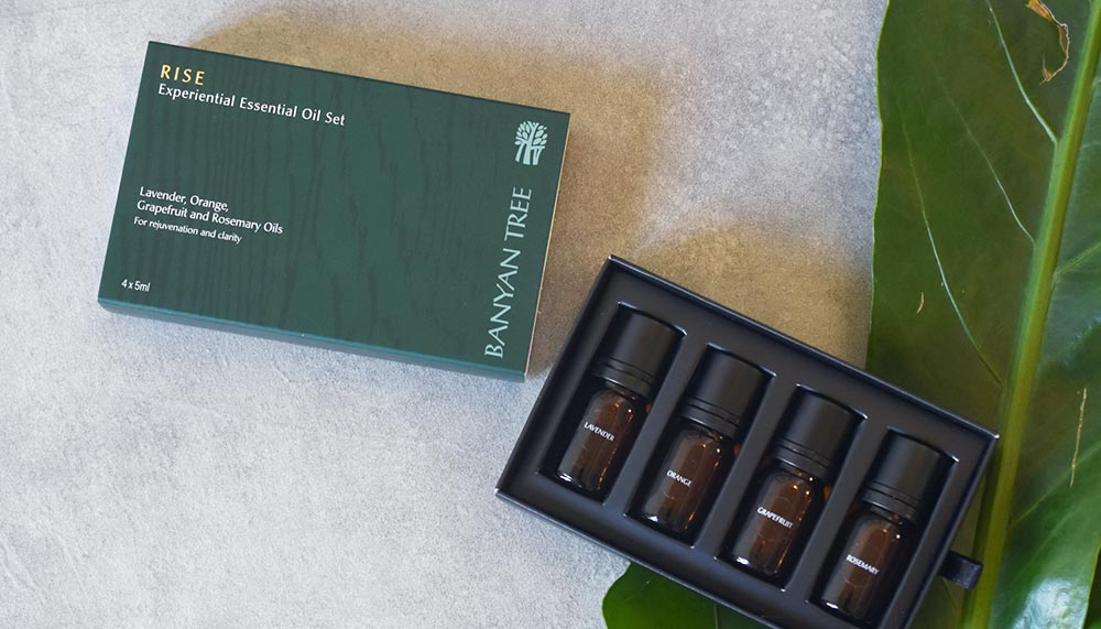 Banyan Tree Aromatic Christmas Gift Set