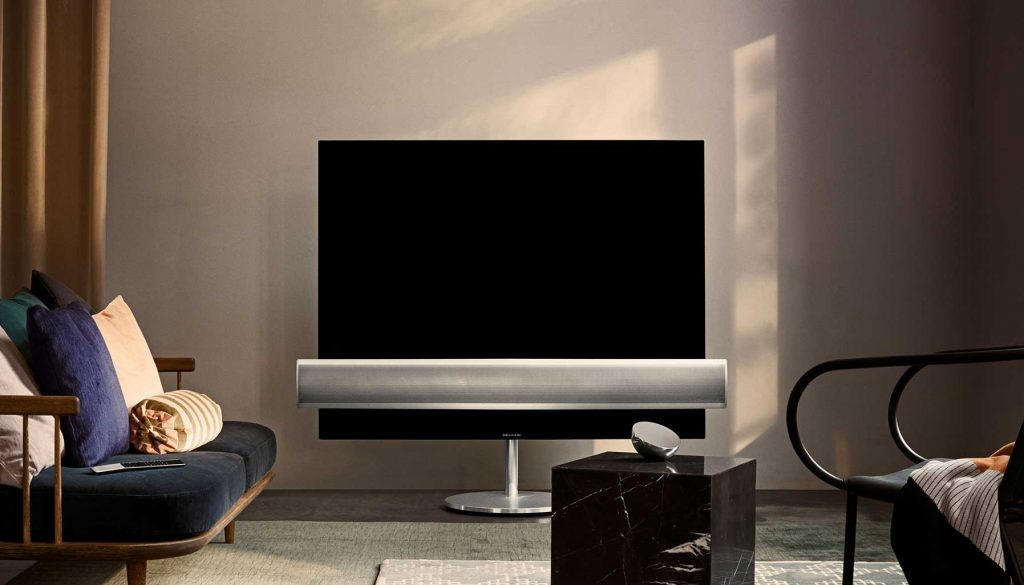 Bang & Olufsen 4K Ultra-HD Beovision Exlipse