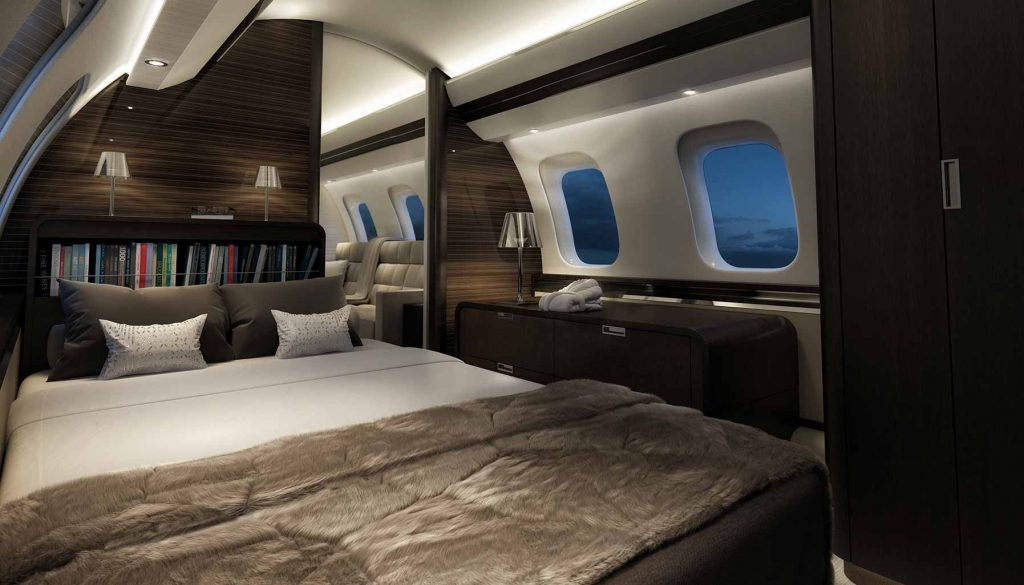 Bombardier Global 7000, world's Largest Business Jet