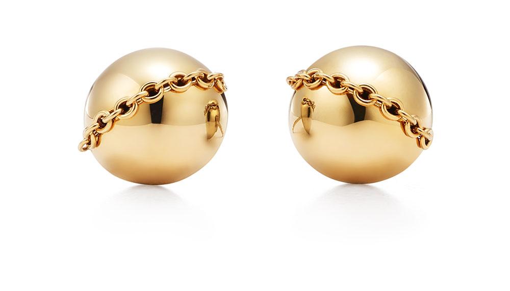 Hardwear earrings, Tiffany & Co