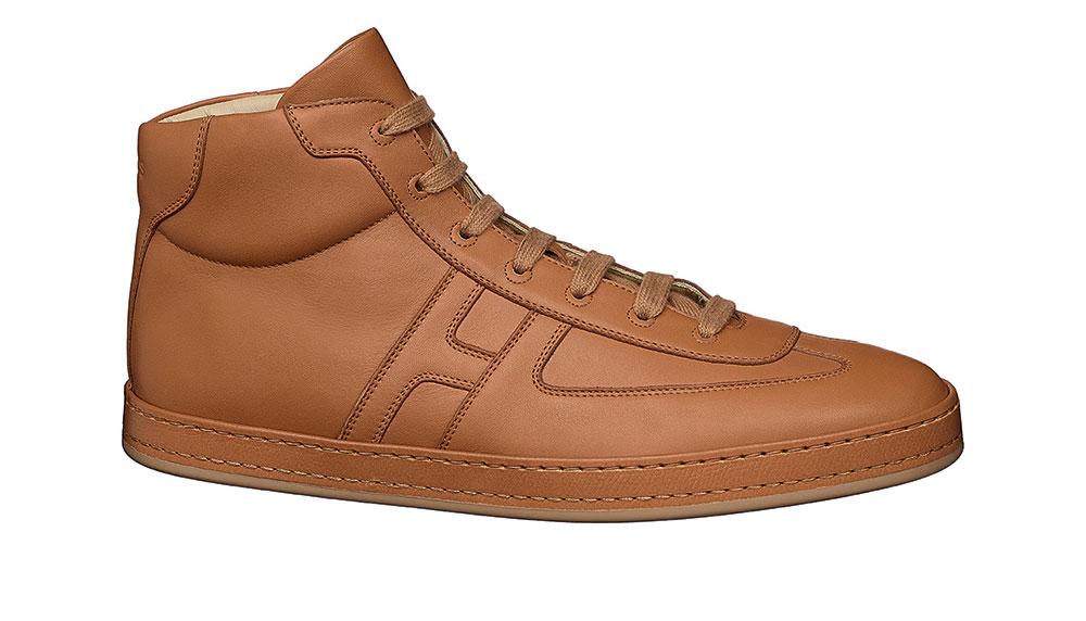 Hermes Sneaker in Calfskin