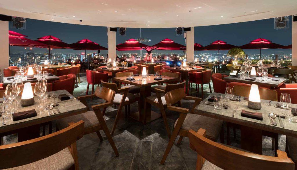 Restaurants New Year's Eve