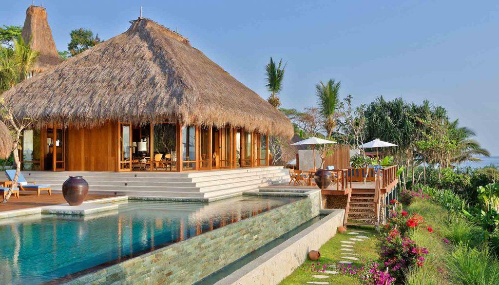 Luxury resorts and villas near Singapore - Nihi Sumba island