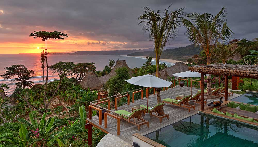 Luxury resorts and villas near Singapore - Nihi Sumba island