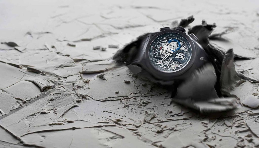 Zenith Defy collection