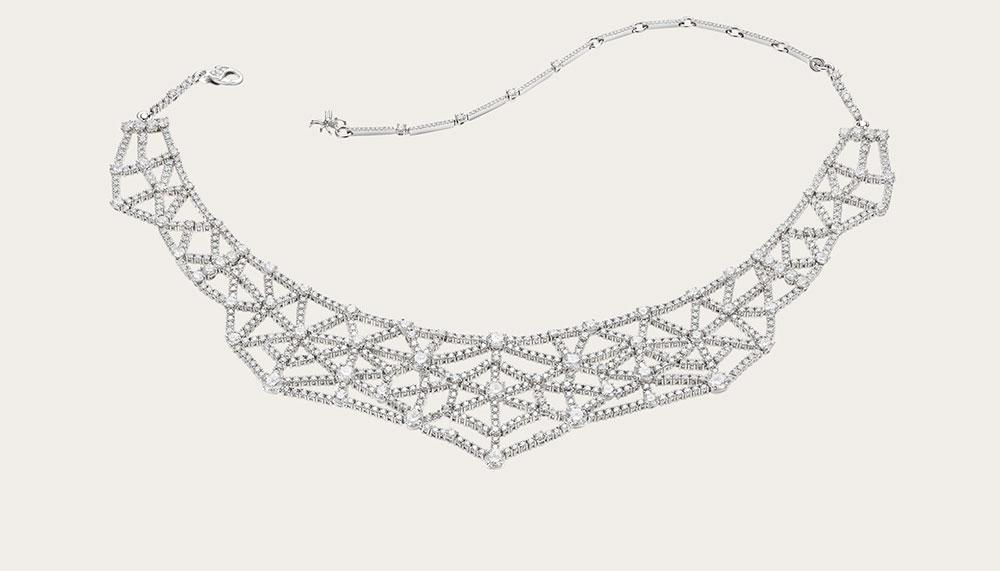 Bulgari Tarantella necklace