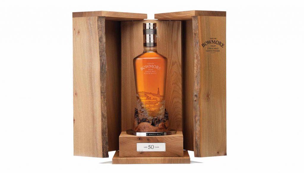 Bowmore whisky