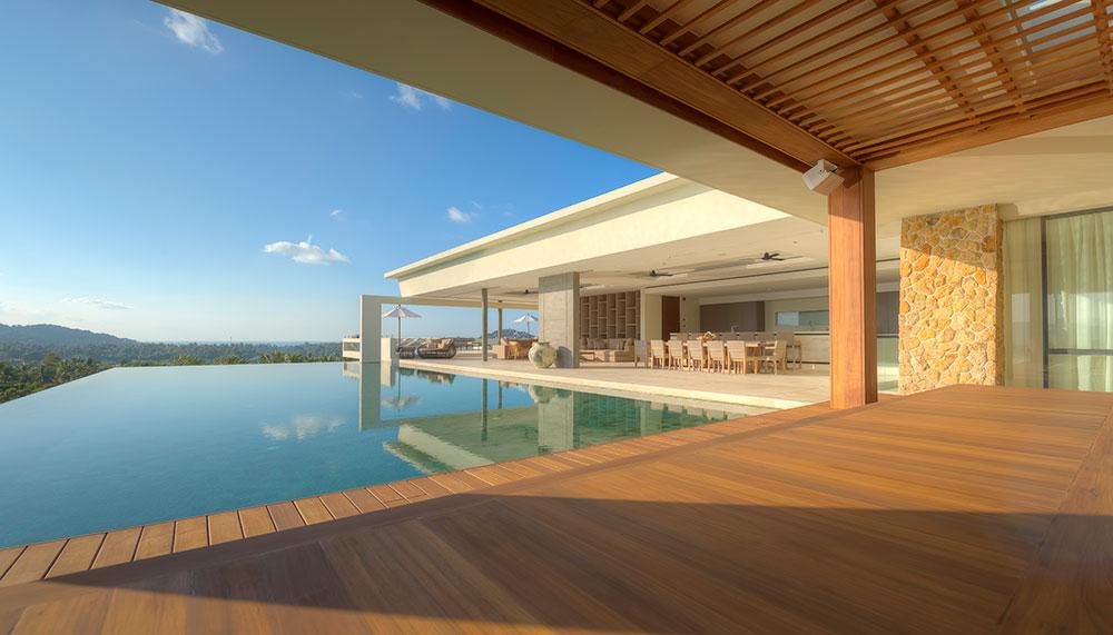 Beautiful villa in Thailand