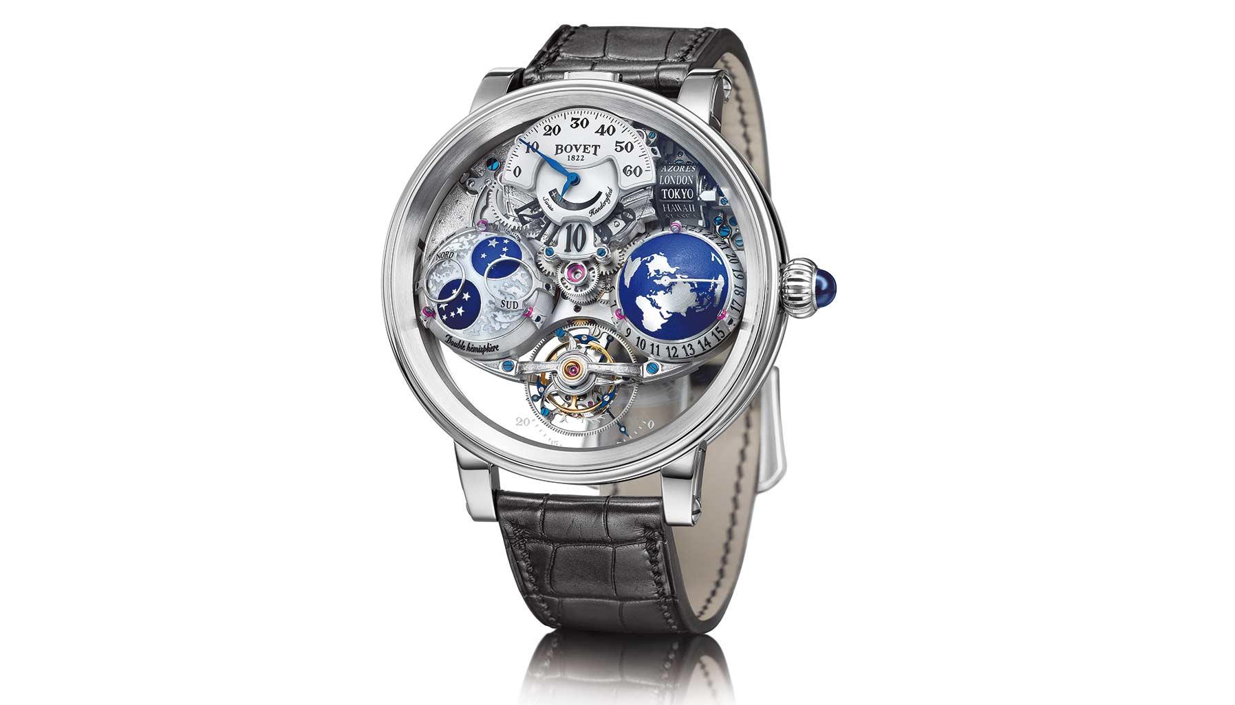 Bovet timepiece