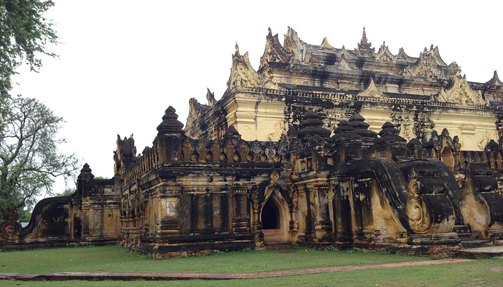 Temples in Myanmar