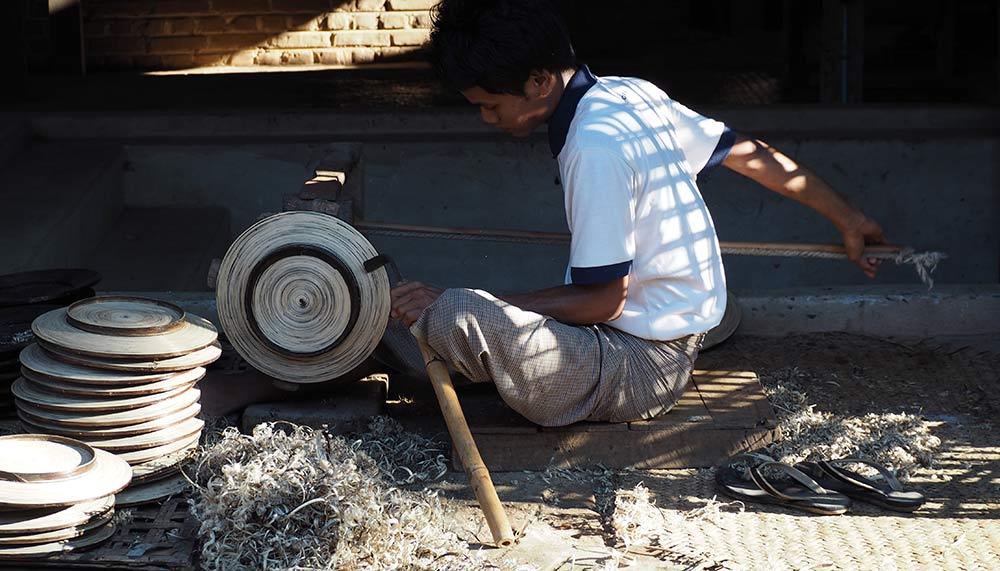 Myanmar craft