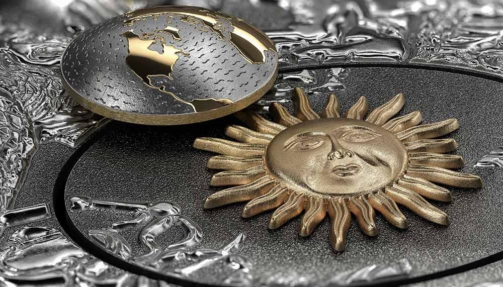 Vacheron Constantin Metiers d'Art Copernicus Celestial Spheres 2460 RT