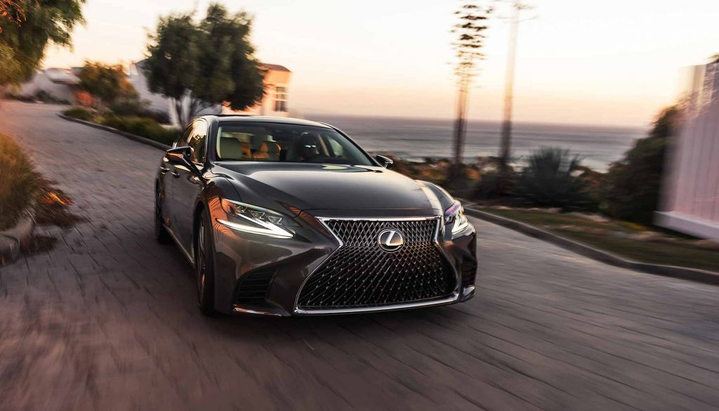 Lexus LS Review