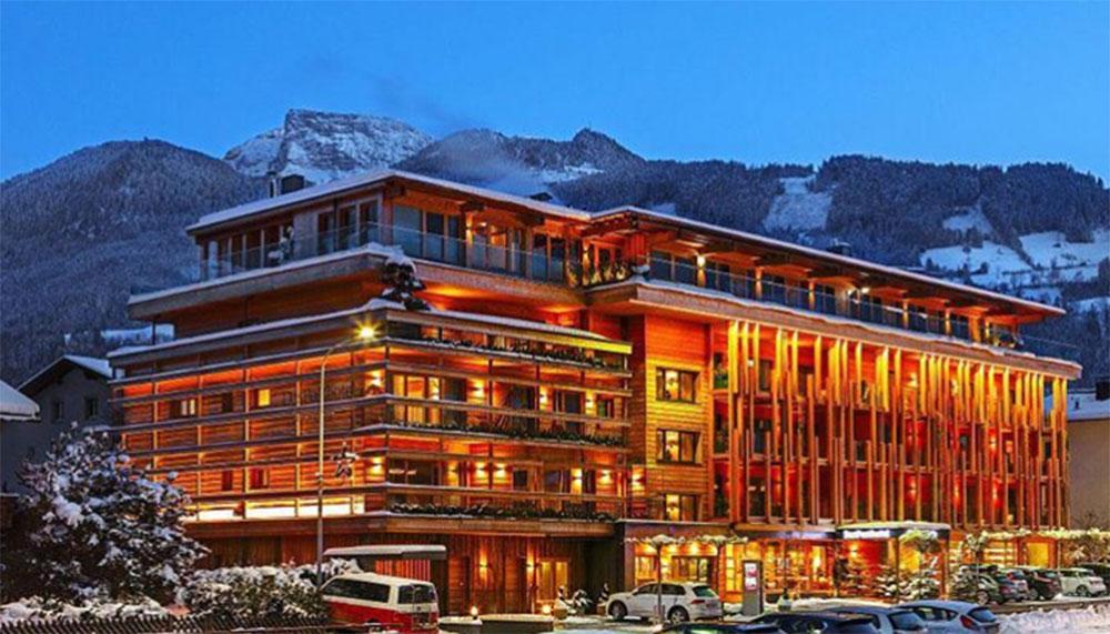 Das Posthotel in Zillertal Valley, Austria