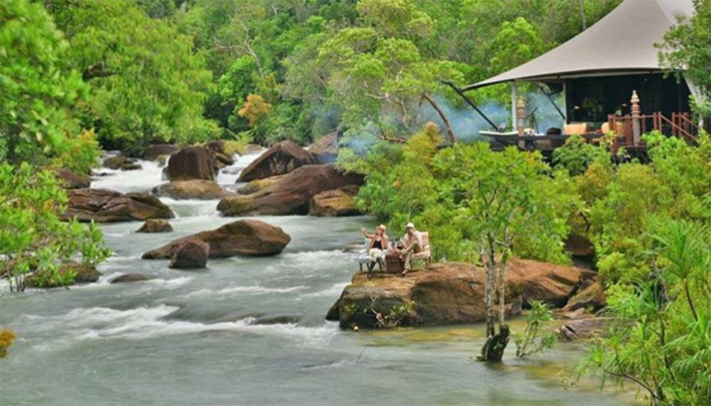 Nature Reserve, Cambodia