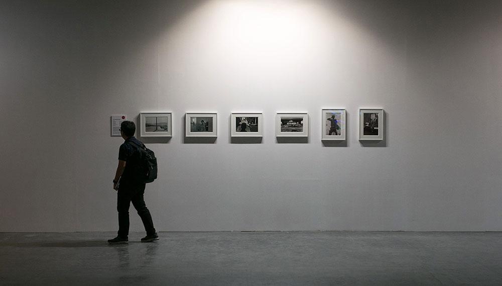 Art galleries in Singapore