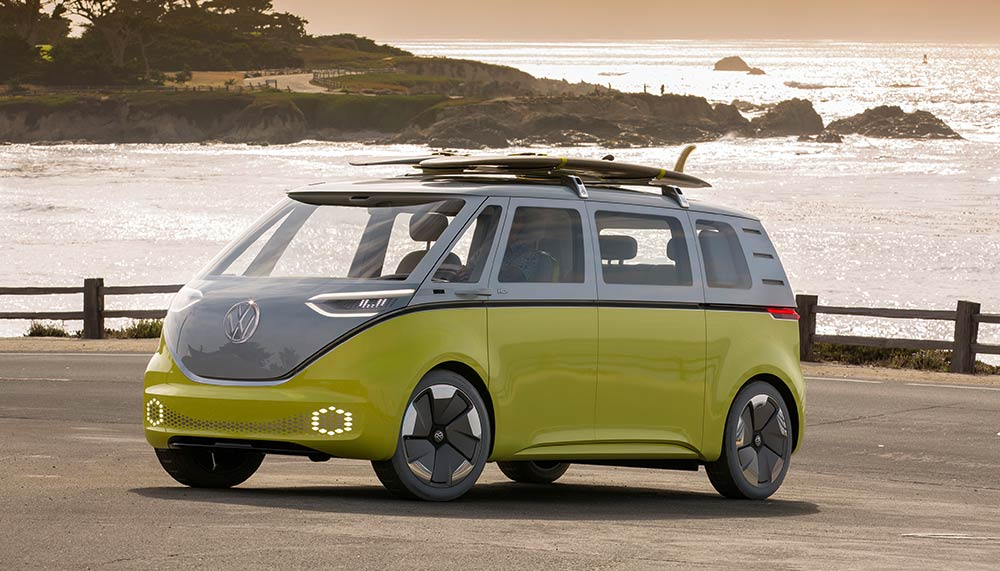 Nvidia-powered self-driving Volkswagen