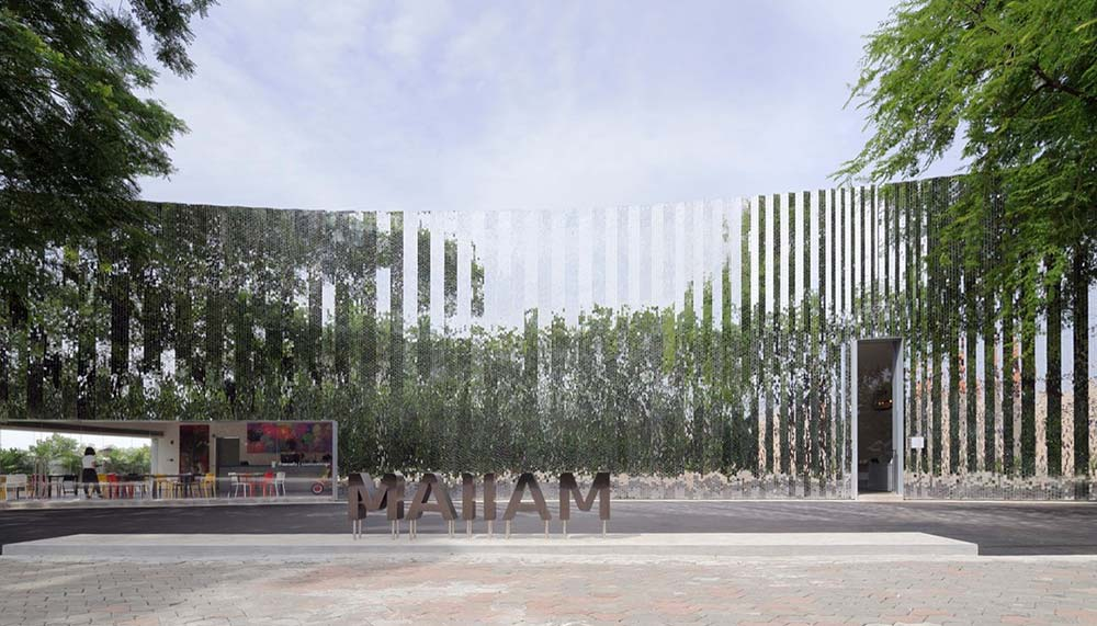 Maiiam Gallery in Bangkok