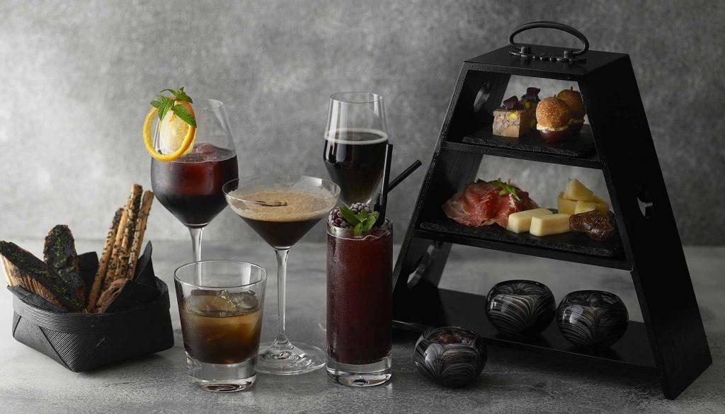 Cocktail time at Aman Tokyo