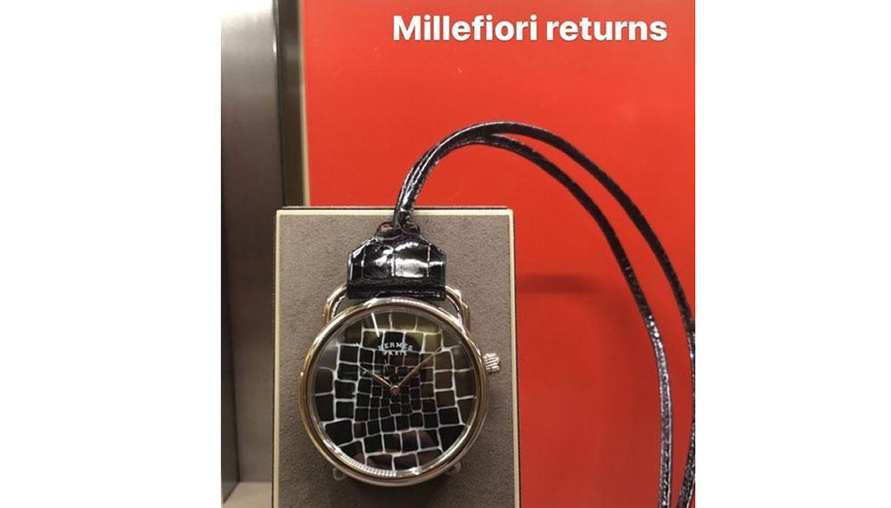 Hermes Millefiori