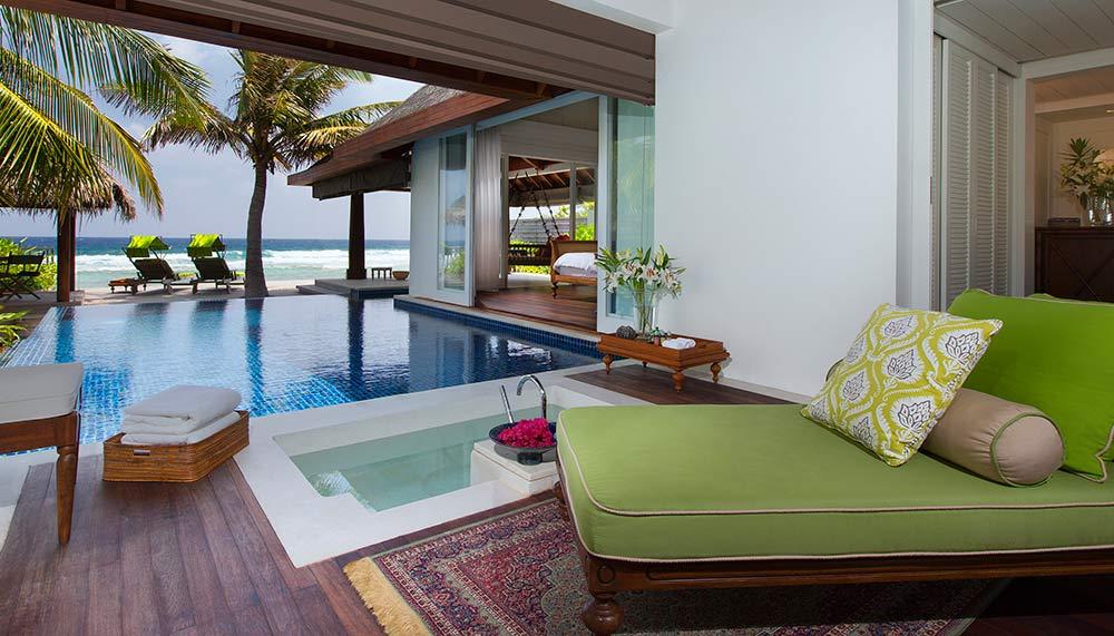Villas in The Maldives