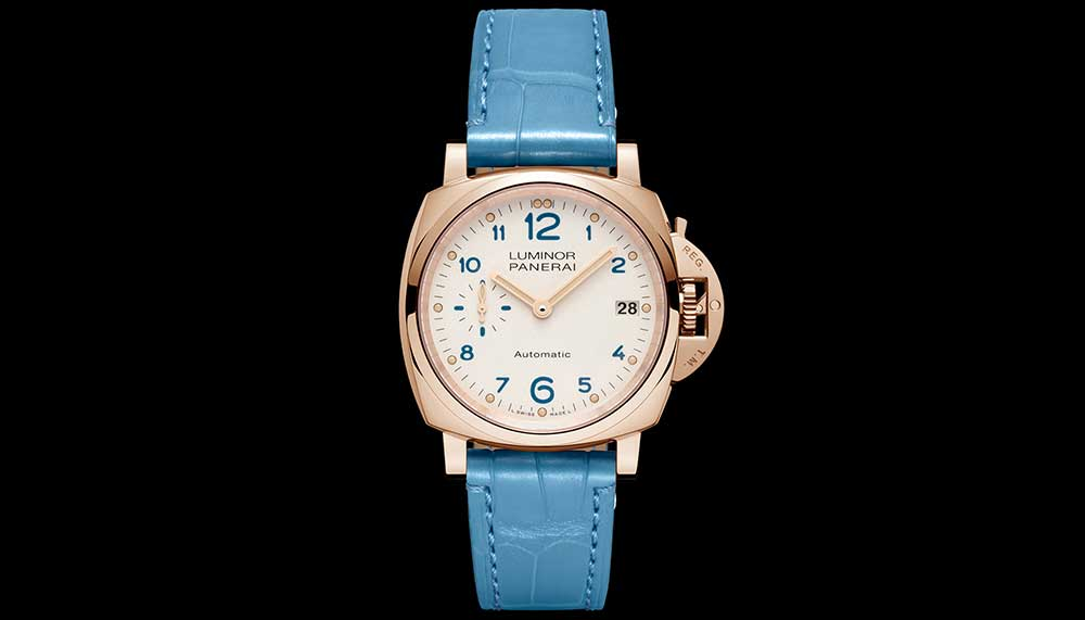 Officine Panerai Luminor Due 3 Days Automatic Oro Rosso