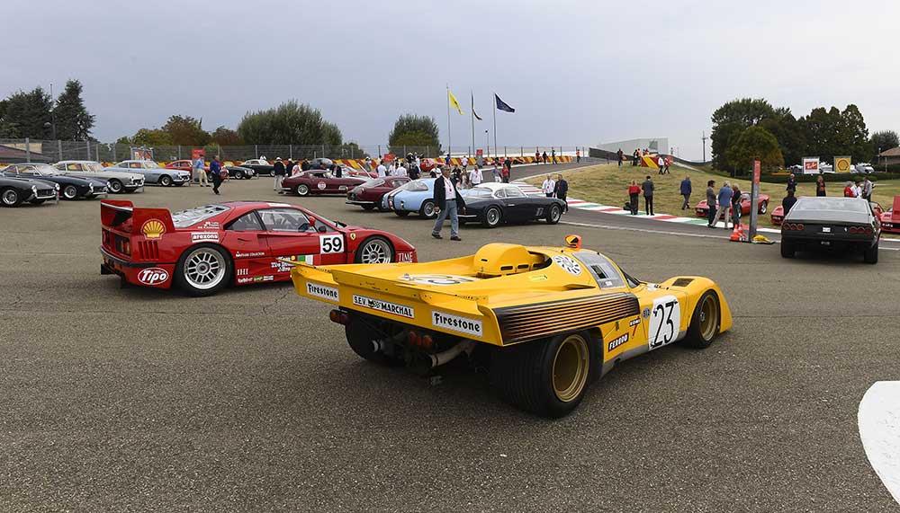 Classic Cars, Ferrari