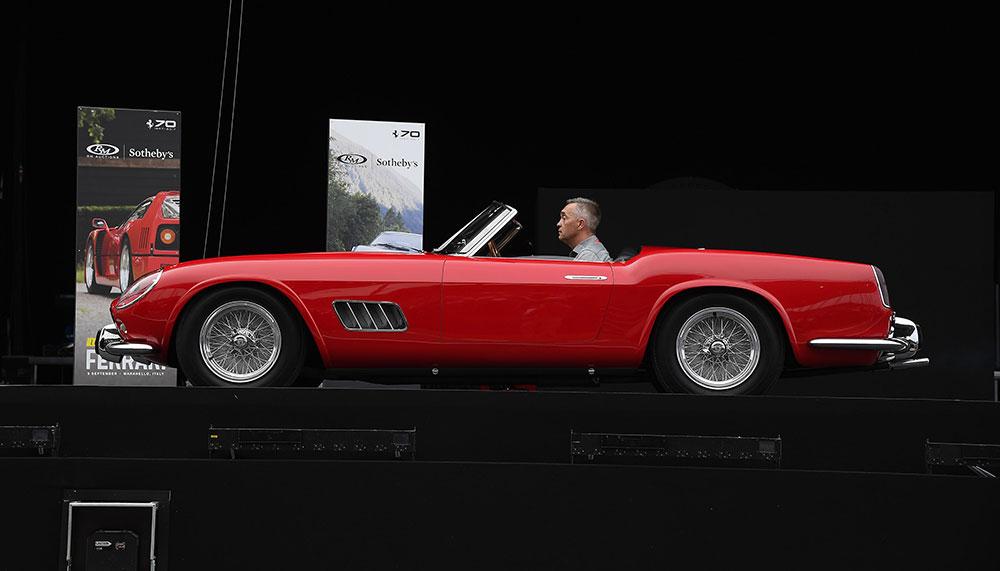 1959 250 GT LWB California Spyder