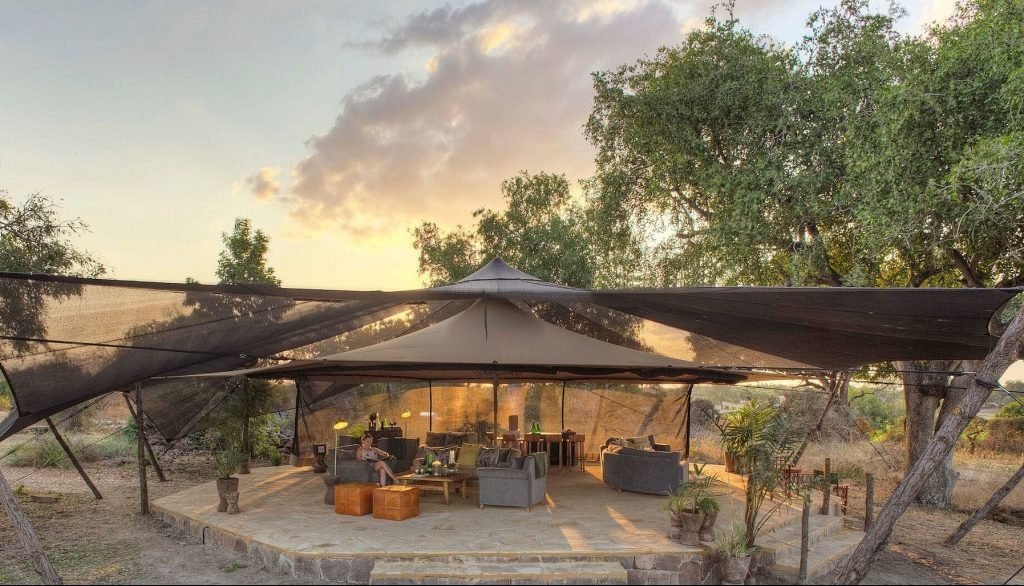 Roho Ya Selous Safari Camp In Tanzania