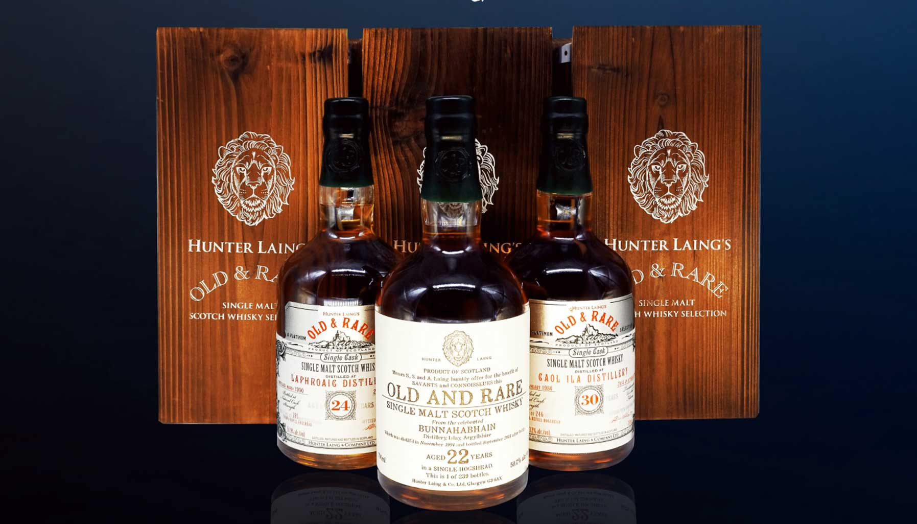 The Islay Trilogy by Luxglove x Robb Report