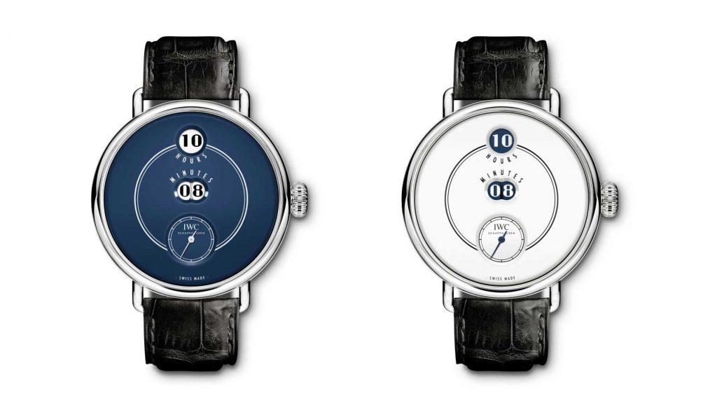 IWC Pallweber Wristwatch, SIHH 2018