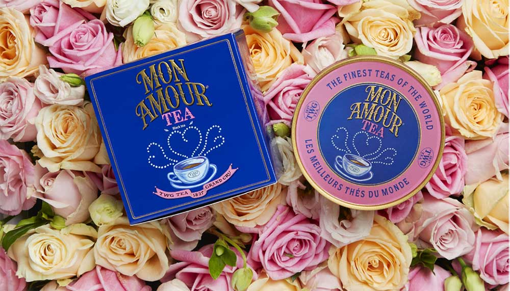 TWG Tea Glamour Collection