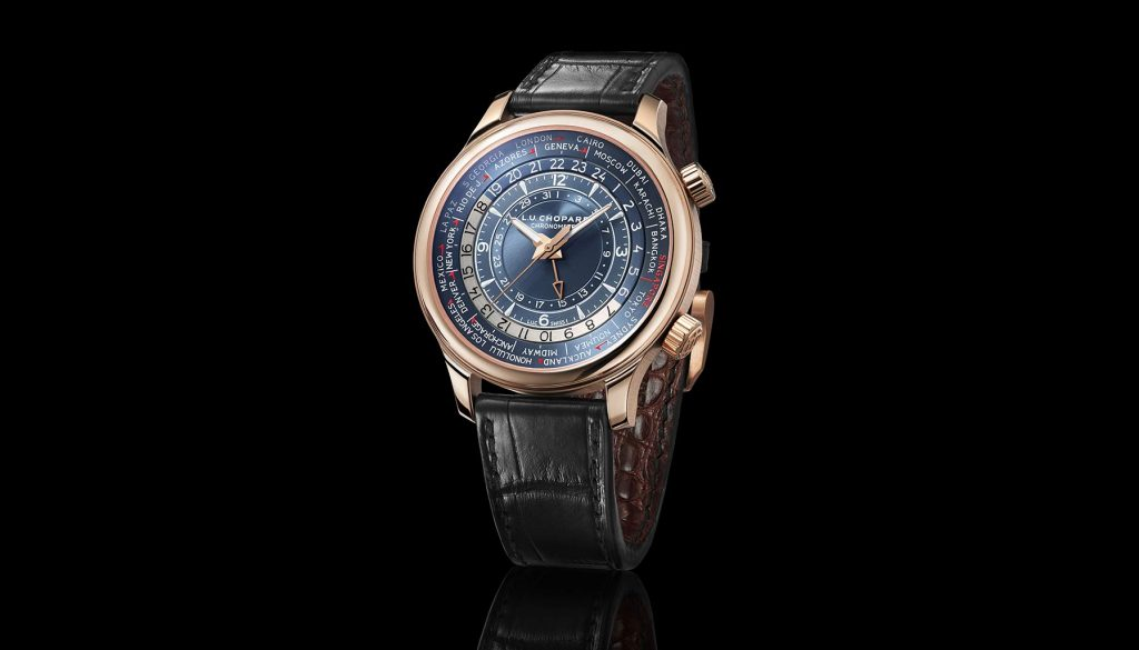 Chopard LUC Time Traveler One – Singapore Edition