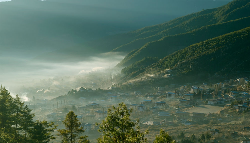 Thimphu Dest Valley