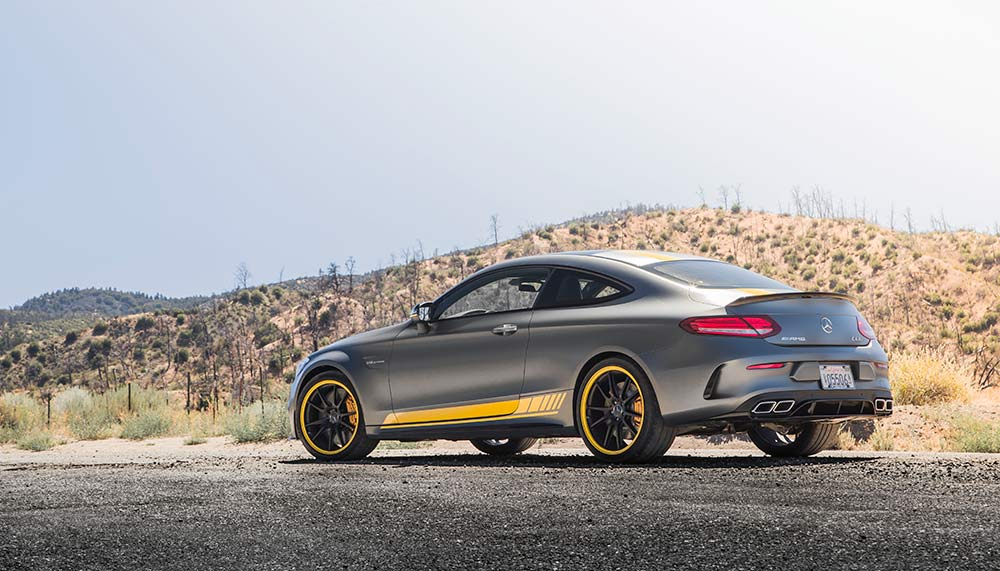Mercedes-AMG C63S Coupe