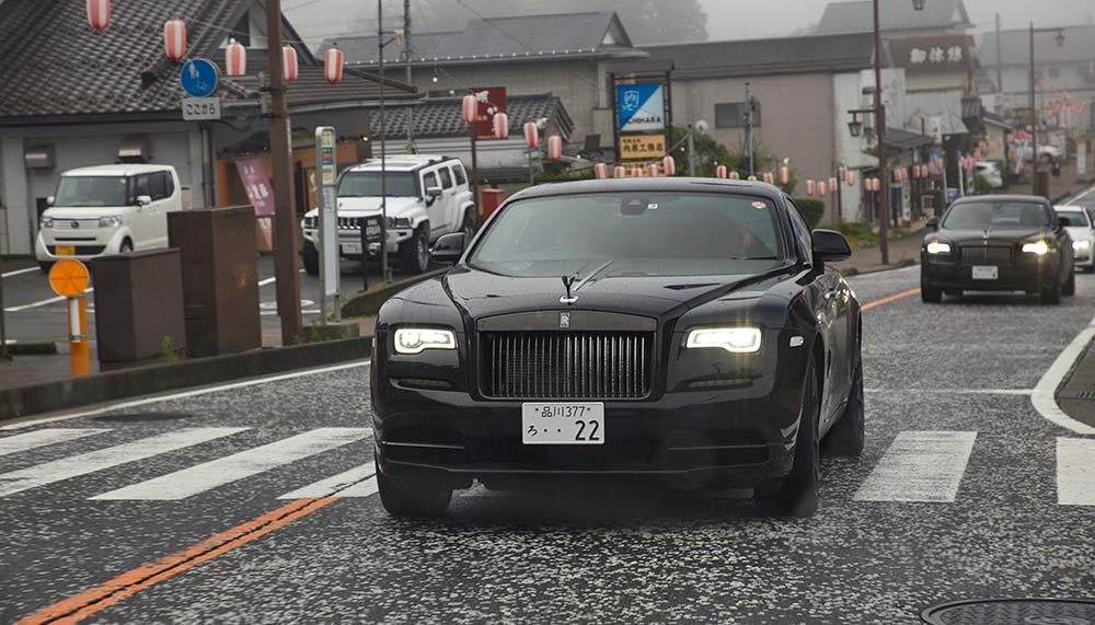 Rolls-Royce Black Badge