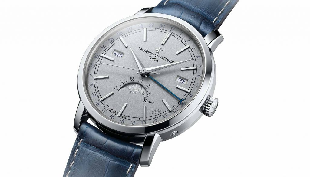 Collector's dream: The Vacheron Constantin Traditionnelle Complete Calendar Collection Excellence Platine