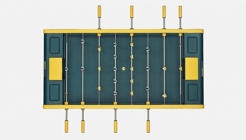 Hermes Foosball Table, Neymar