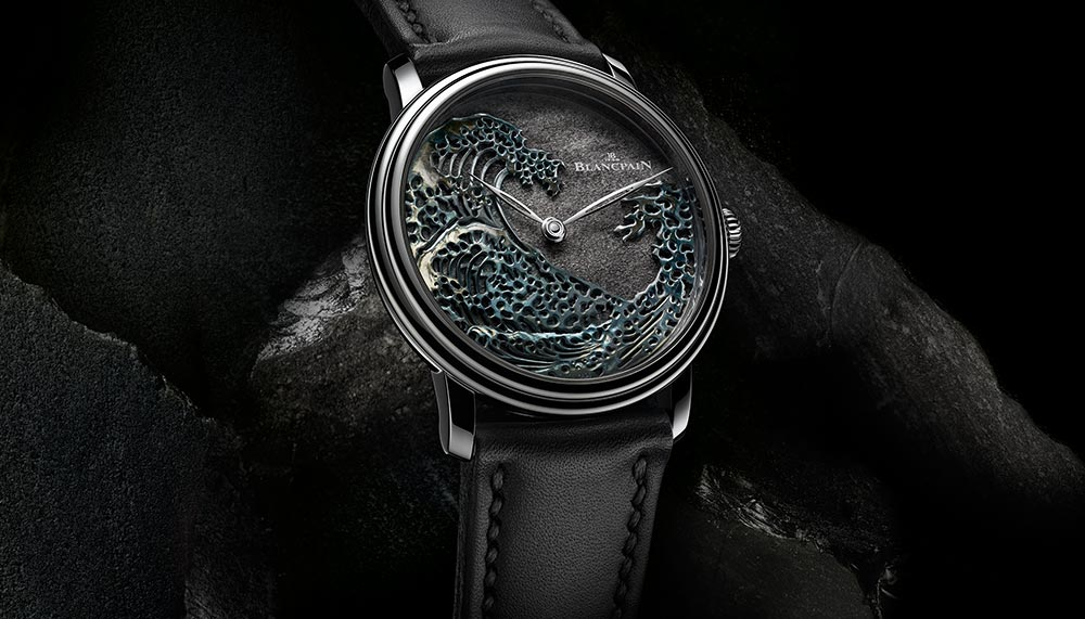 The Great Wave by Blancpain