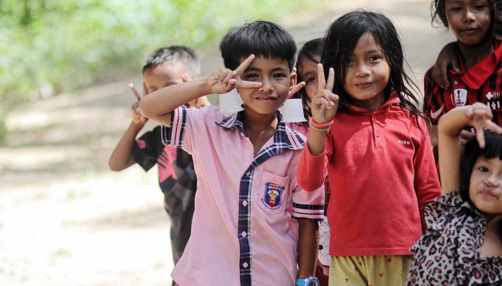 charity, Cambodia