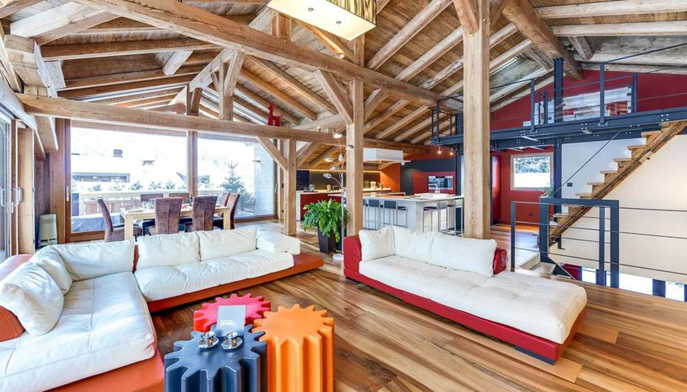 French Alps, Onefinestay