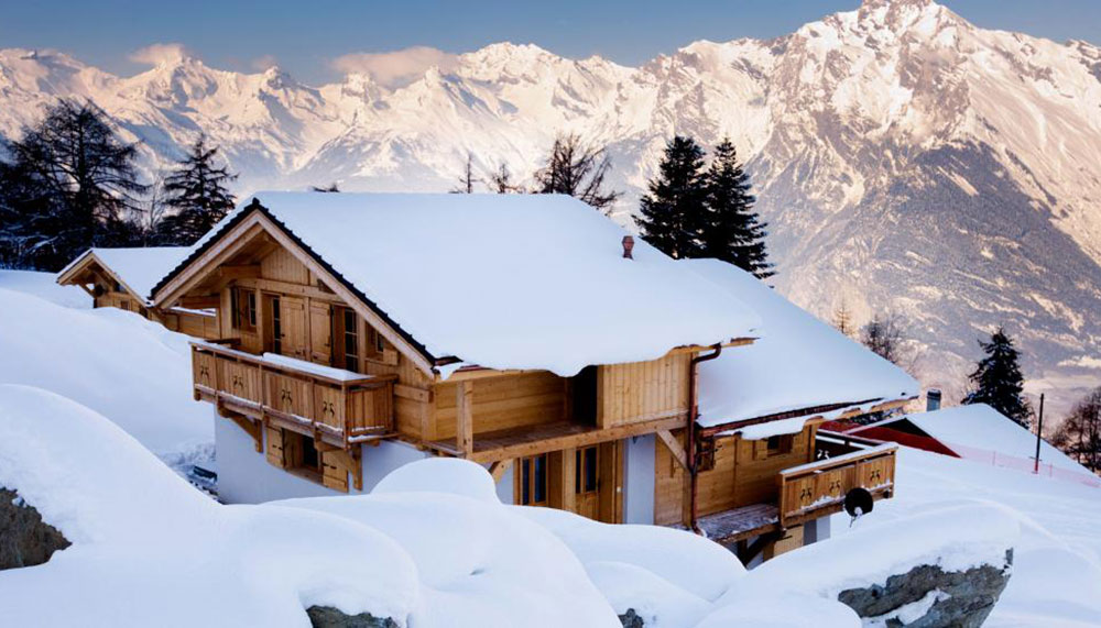 Chalet Gingembre, Switzerland