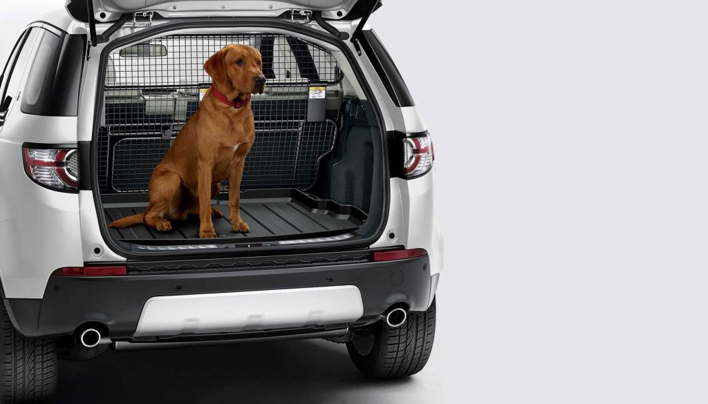 Land Rover, Dog Accessories