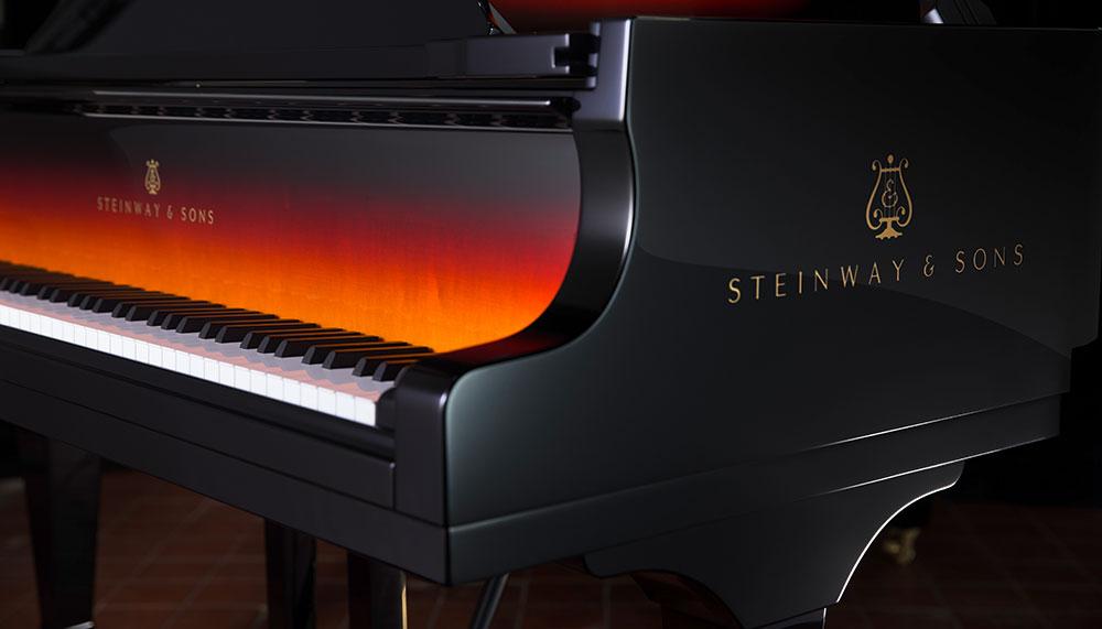 Steinway, Sunburst