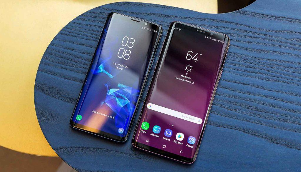 Samsung Galaxy, S9