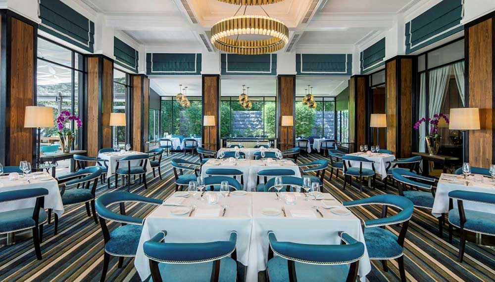 The Cliff At Sofitel Singapore Sentosa: Home-made Italian Goodness | Robb  Report Singapore