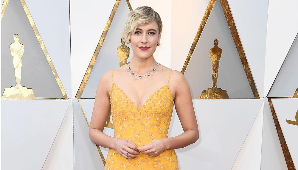 Greta Gerwig, Oscars 2018